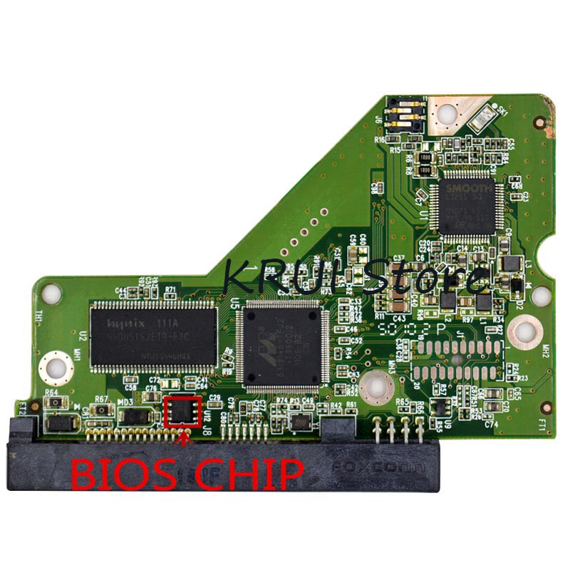 free shipping HDD PCB L  LOGIC BOARD  BOARD NUMBER 2060-771698-004 REV A