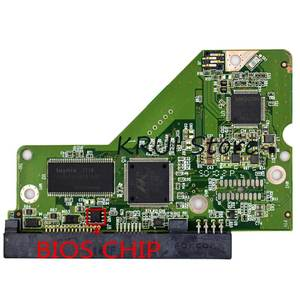 free shipping HDD PCB L/ LOGIC BOARD /BOARD NUMBER:2060-771698-004 REV A