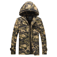 New Arrival Men S Jacket Winter Men S Camouflage Jacket Flight Military Pilot Bomber Air Force