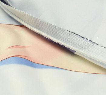 Re Zero Gatto Di Ram E Rem Dakimakura Corpo Della Ragazza Coperture Per Cuscini Copertura 150 CM/59