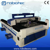 High Precise 1325 Metal Stainless Steel Aluminium Laser Cutting Machine
