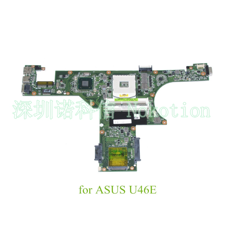 60-N5MMB1000-D04 for ASUS U46E MAIN BOARD laptop motherboard HM65 DDR3