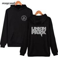 LinKin Park Sweatshirt Pullover Hoodies Men Women Casual Rock Hip Hop Hoodies Men Sweatshirt Winter Fashion