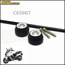 Free delivery For DUCATI C650GT  2012-2015 CNC Modified Motorcycle drop ball / shock absorber