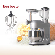 цена GZZT Multifunctional Food Mixers Commercial Blender, Meat grinder Sausage Stuffers Egg Beater Mixers Vegetable Fruit Juicers онлайн в 2017 году