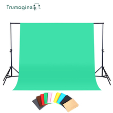TRUMAGINE 1.6X2M/3M Photo Photography Studio Screen ChromaKey Background Backdrop For Studio Photo light Non Woven  yixiang high quality background 1 6 x 1m 3m 2m 4m 5m 6m diy photography studio 100% non woven backdrop background screen
