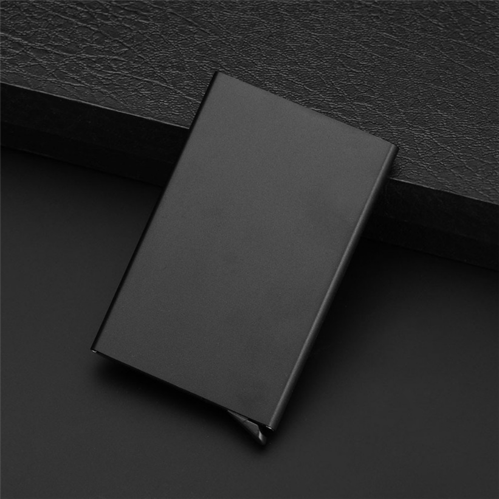 2019 Metal Magic Pop Up Business ID Credit Card Holder Unisex Bank ID Card Case Cover Male Female Business Card Holder2019 Metal Magic Pop Up Business ID Credit Card Holder Unisex Bank ID Card Case Cover Male Female Business Card Holder