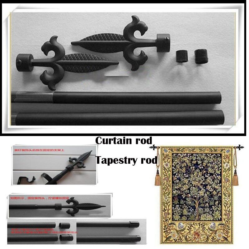 achetez en gros tringles rideaux de fer en ligne des. Black Bedroom Furniture Sets. Home Design Ideas