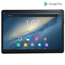 BMXC 2019 Free Shipping 10.1 inch tablet Android 7.0 phone call tablet 4G 10 inch Kids Tablet pc GPS wifi gift
