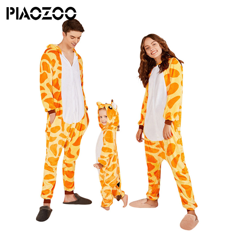 Matching Family Clothes Animal Onesie Pajamas Adult Christmas