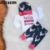 Vestido para o bebê nascer bodie clothing para recém-nascidos carter bebê kigurumi macacão pijama bodysuit ano novo roupas de lã macacão