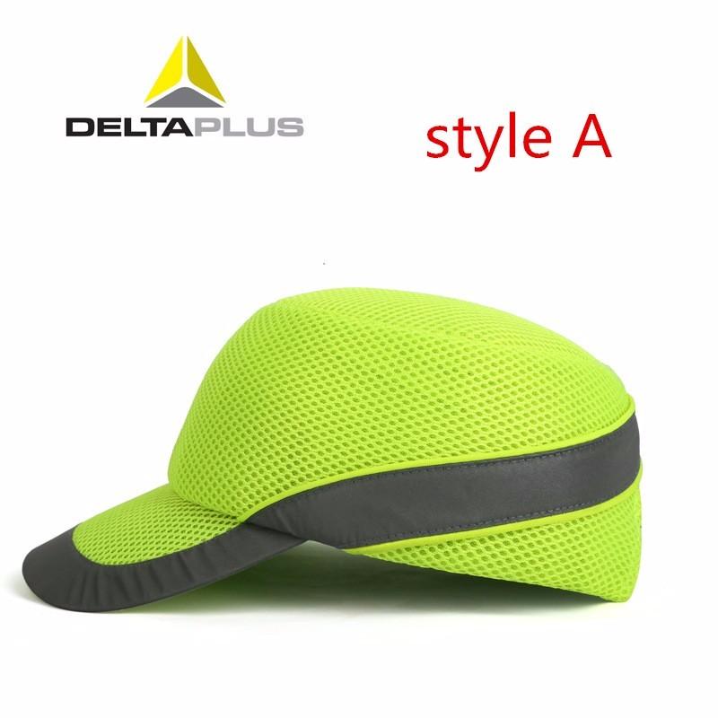 Delta Plus 102010 Coltan Safety Helmet Baseball Cap Hard Hat  (2)