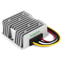 FREE SHIPPING 30 90V TO 12V 10A 120W DC CHARGE PRICE STEP DOWN REDUCER REGULATED VOLTAGE DC CONVERTER ADAPTOR DAYGREEN