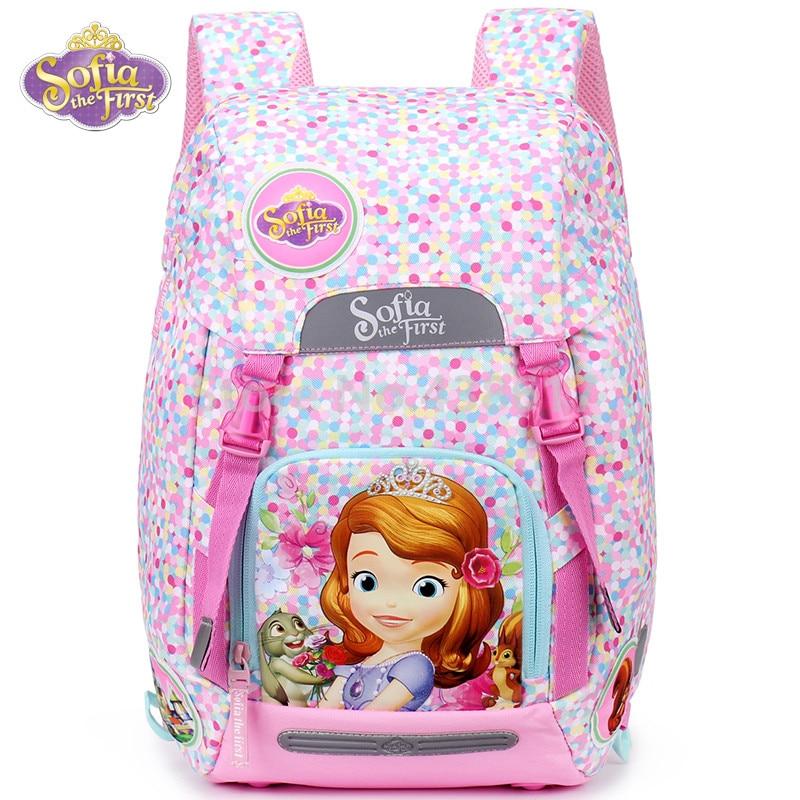 714c6912662c Cute Sofia the First Princess Sofia Multicolour Backpack School Bags ...