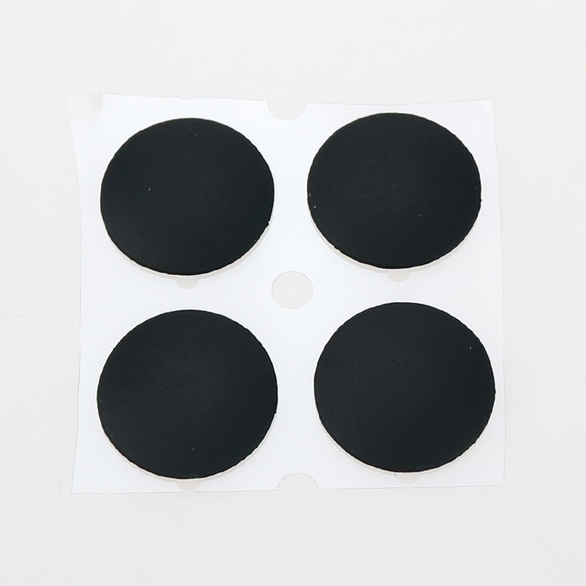 Cltgxdd 4pcs Laptop Pad Non-Slip Bottom Rubber Pad Feet Pad Mats For Apple MacBook Pro Laptop A1278 A1286 A1297 13 15 17 Inch