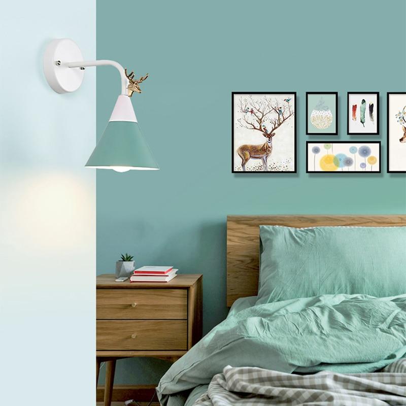6W lampada LED Aluminium wall light rail project Square room wall lamps LED Indoor Wall Lamps Lights & Lighting - title=