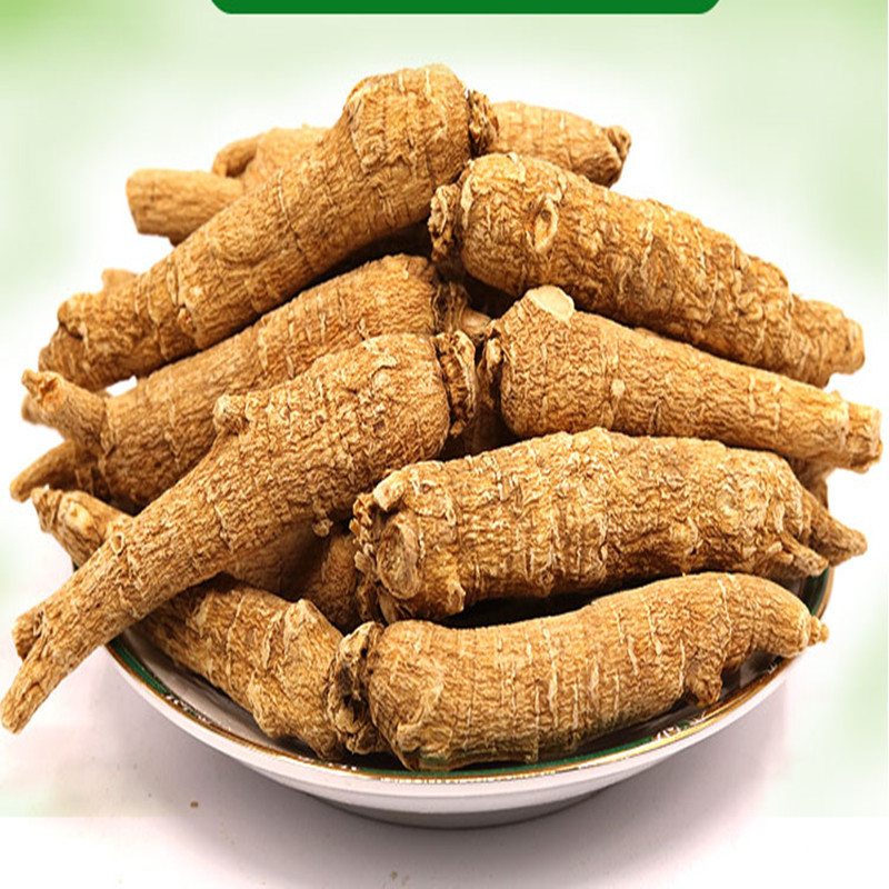 Import from America American ginseng Improvement of cardiovascular function Strengthen immunity Excellent Improve memory