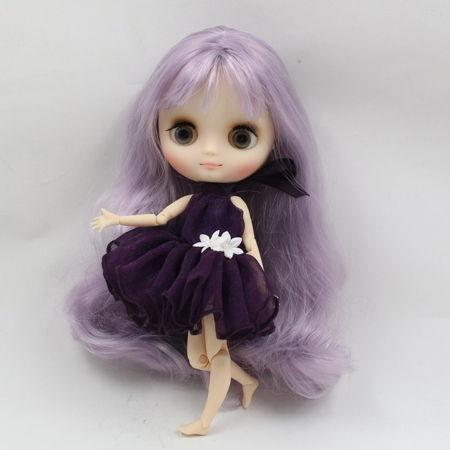 ICY Middie Blythe Doll Jointed Body 20cm Free Gifts