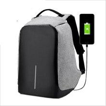 Dasfour männer rucksack oxford Schwarz laptop tasche für teenager eine große rucksäcke reise Michila X/D Designs Bobb diebstahl Sac A Dos