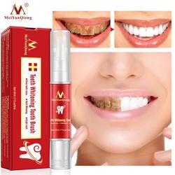 Отбеливание зубов кисточки сущность гигиена полости рта Очищающая сыворотка удаляет доска пятна Отбеливание зубов зубные инструменты