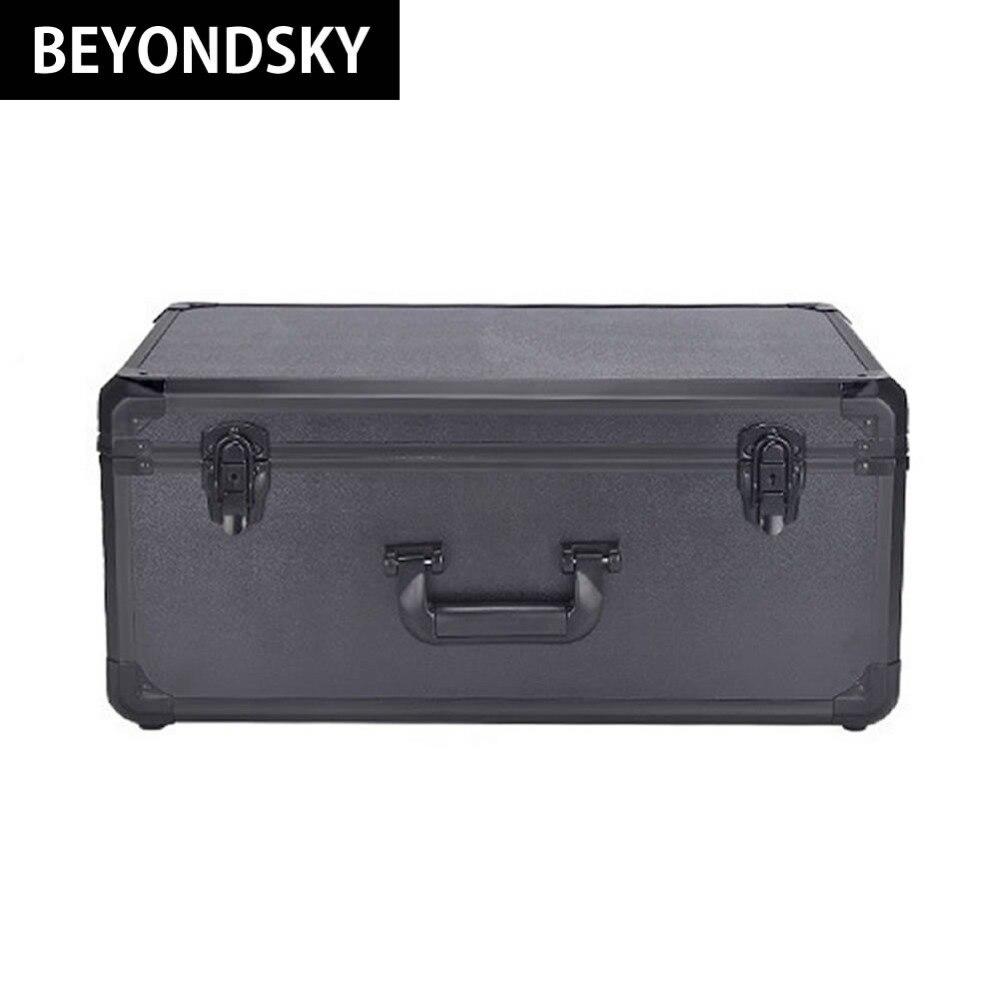 Upscale Carrying Case Suitcase For DJI Phantom 4 PHANTOM 3 Universal Advanced Waterproof Hardshell Travel Box