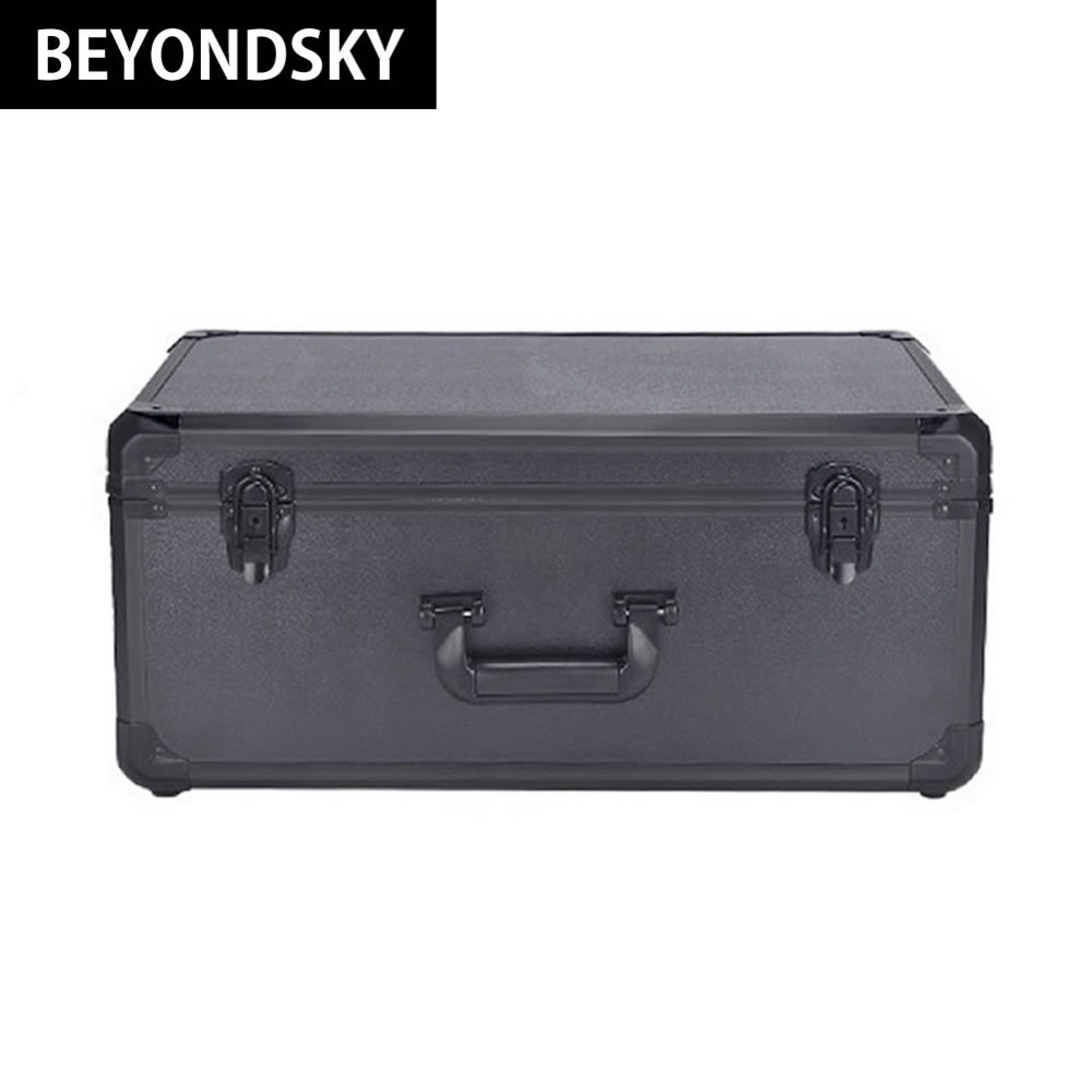 Upscale Carrying Case Suitcase For DJI Phantom 4 PHANTOM 3 Universal Advanced Waterproof Hardshell Travel Box