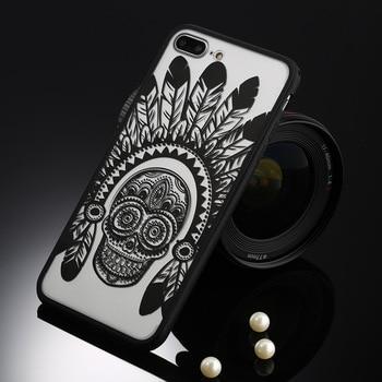 iPhone 7 Plus Case Clear Shock Absorption Technology Bumper Soft TPU