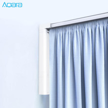 2019 New Aqara B1 Smart Curtain Motor Remote Control Wireless Timing Motorized Electric Curtain Motor Smart Home Gearbox
