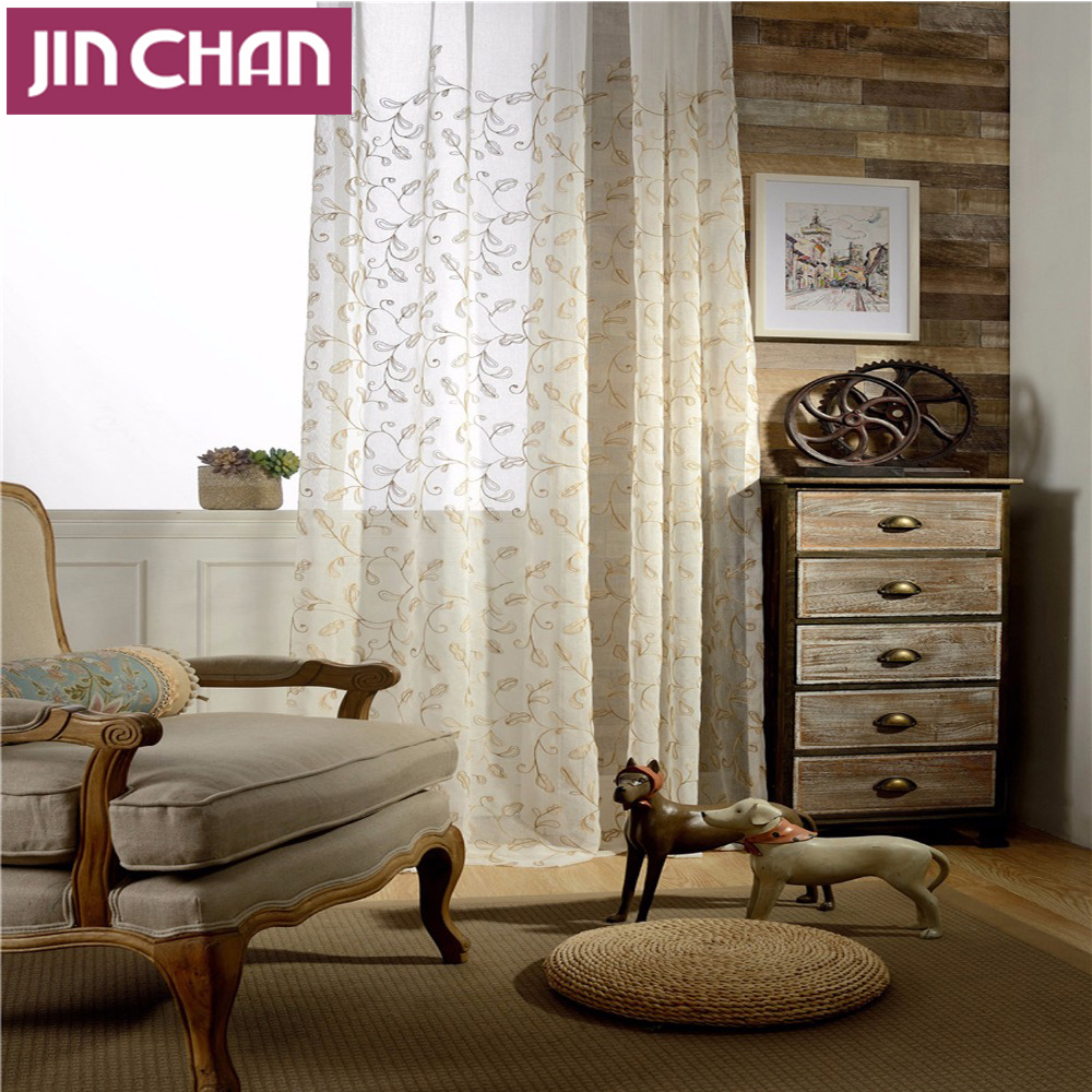 Sheer Curtains For Living Room Online Get Cheap Sheer Curtains Grommet Aliexpresscom Alibaba