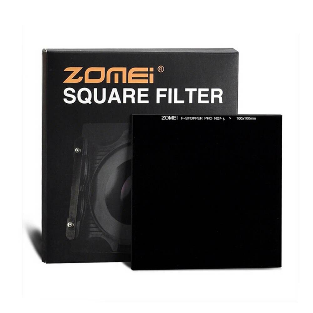 Zomei Professional 100mm ND64 Kvadrat Filter 100x100mm Neytral - Kamera və foto - Fotoqrafiya 5