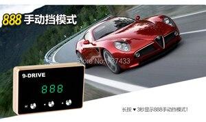 Image 4 - Hız yükseltici otomatik güçlendirici araba gaz güçlendirici oto aksesuarları fabrika fiyat Hyundai Verna için Elantra I30 Kia Soul K2