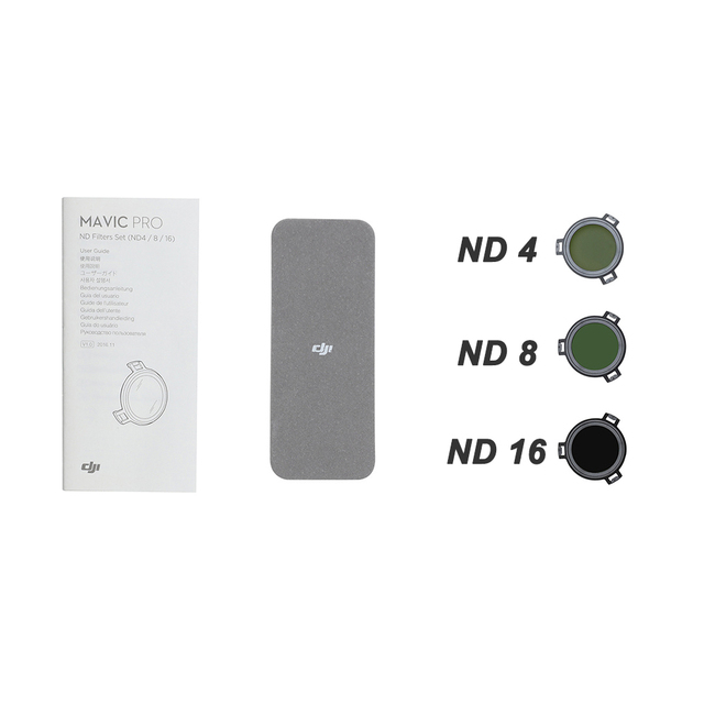 Фильтр nd4 mavic pro оригинальный (original) автомобильное зарядное устройство комбо своими силами