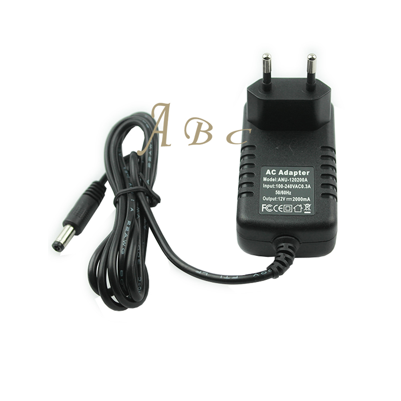 100-240v To Ac Dc 12v 2a Ac/dc Switching Power Supply Converter Adapter Eu Us Plug For Led Strip Cctv Tablet Tv Lcd Driver Board Sale Price Computer Cables & Connectors