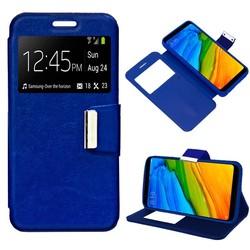 На Алиэкспресс купить чехол для смартфона stand case book lapel for alcatel 3 2018/3l blue