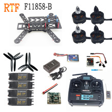 250 PRO Carbon Fiber Mini H FPV Quadcopter RTF Full Kit with Radiolink T6EHP-E TX&RX Battery Charger F11858-B