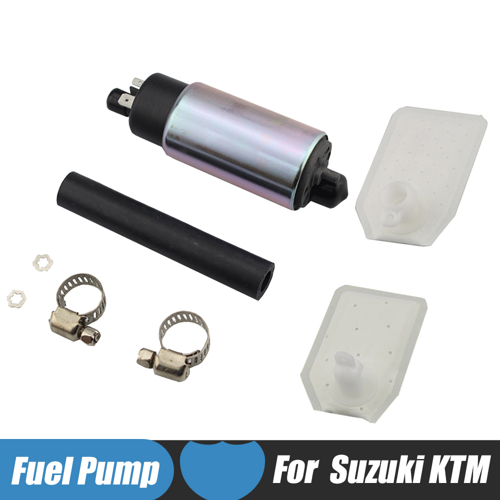цена на Motorcycle Fuel Pump For KTM 350 EXC-F EX-F SX-F XC-F FREERIDE 690 SUPERMOTO ENDURO DUKE SMC FE 250 350 501 390 450 570