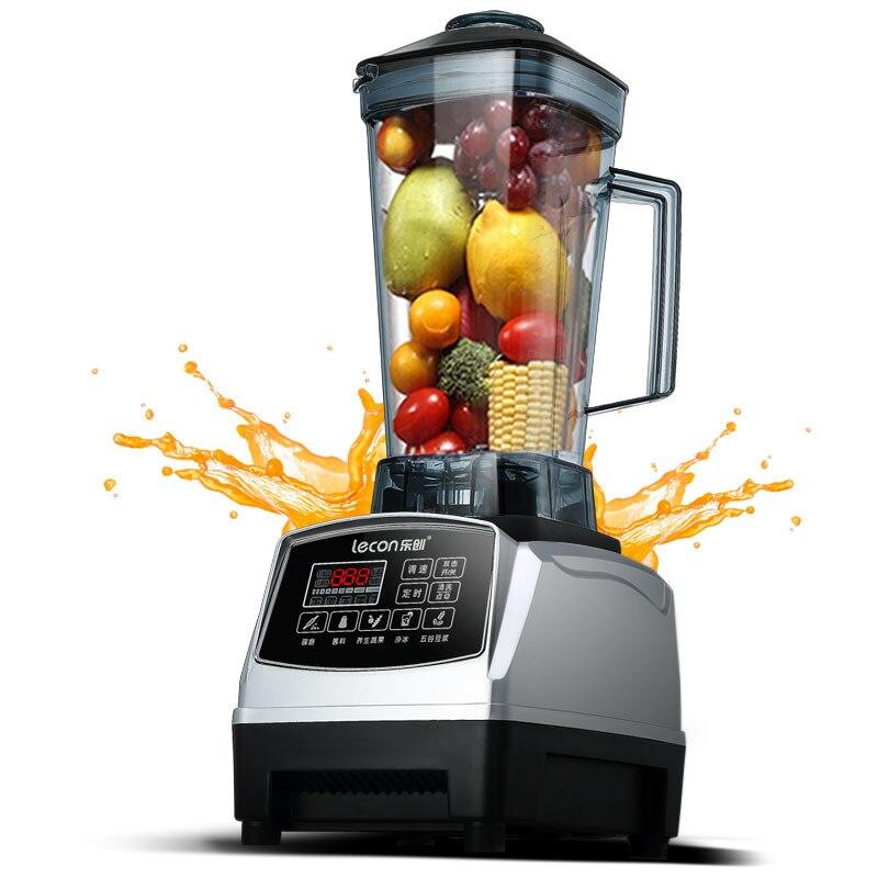 Lecon multifunctional intelligent cooking machine Soybean Milk mixer broken broken machine LC-L06