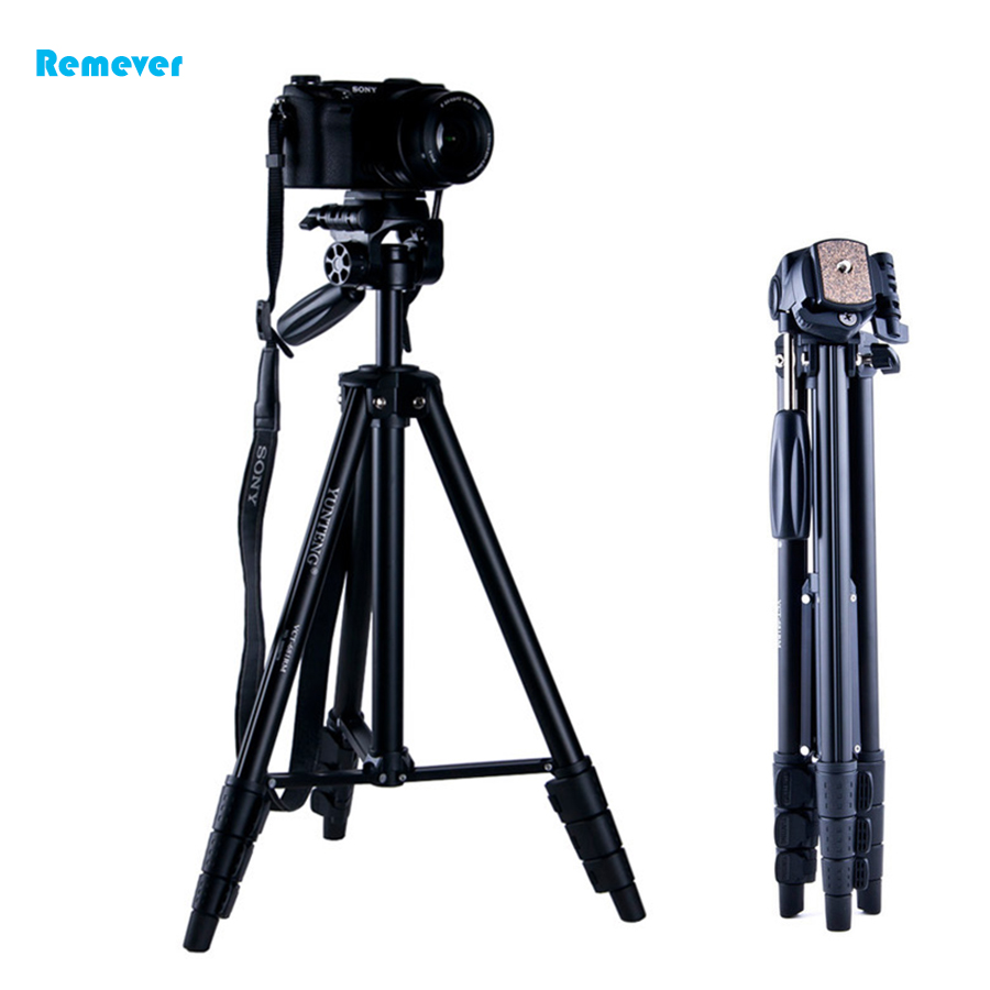 Professional Flexible Tripod with Ball Head+Horizontal Rotating Locking Knob Camera Accessories for DSLR Canon Sony Nikon Phone