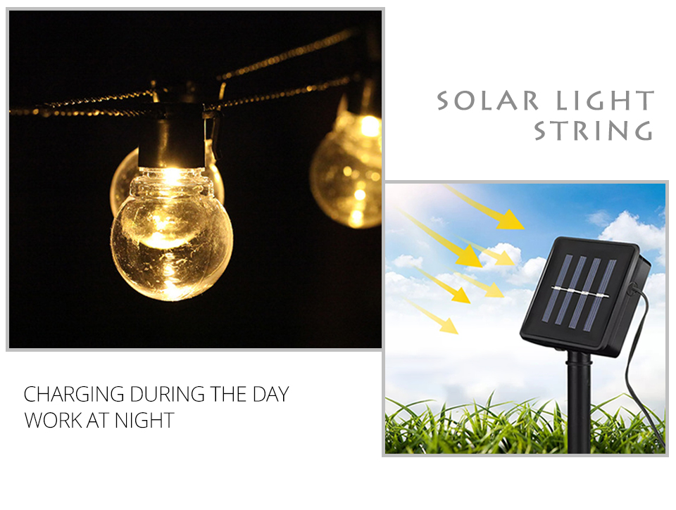 LED Solar Lawn Lamp Rechargeable Solar String Light 2.55M 1020 Bulb Waterproof Outdoor Garden Party Christmas Decor (1)