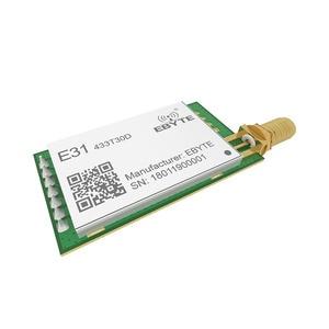 Image 3 - E31 433T30D AX5043 433mhz 1W Long Distance Narrow Band UART SMA Antenna IoT uhf Wireless Transceiver Transmitter Receiver Module