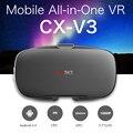 CX-V3 VR Все В Одном Allwinner H8 Окта Ядро A7 CPU Andriod 4.4 1080 P 3d-очки WI-FI Bluetooth VR Коробка Гарнитура Медиа Проигрыватель Фильмов
