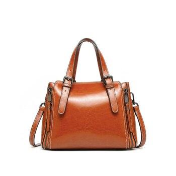 2019 Leather Ladies HandBags Women Messenger Bags Totes Tassel Designer Crossbody Shoulder Bag Boston Hand Bags Hot Sale