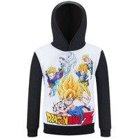 T Shirt Dragon Ball Z Long Sleeve Hoodies Clothing Autumn Sweatshirt Baby Boy Clothes Coat Children