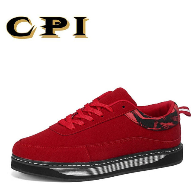 CPI 2018 Musim Gugur dan musim dingin Baru pria Nyaman sepatu kasual  Bernapas Lace Up ringan 94e333601f