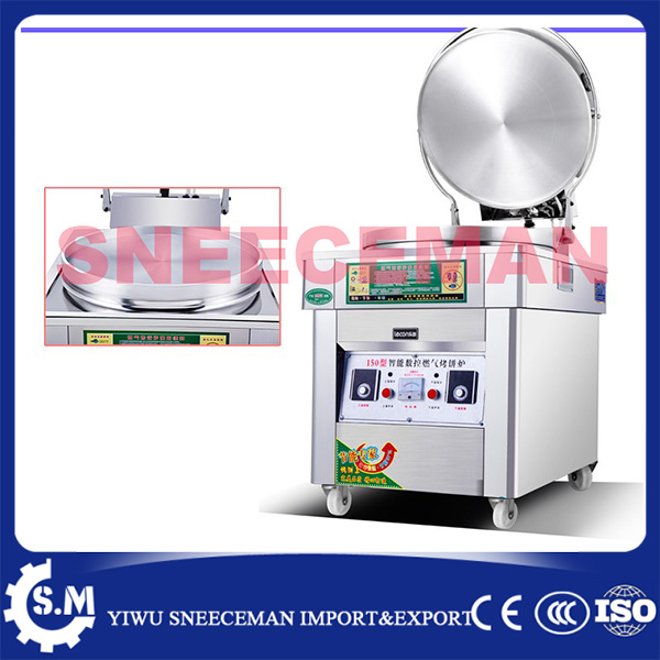 gas Pancake machine ommercial GAS type Crepe maker machine Pancake maker India roti pratar 1pc fy 410 r commercial gas type crepe maker machine pancake maker india roti pratar