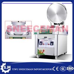 gas Pancake machine ommercial GAS type Crepe maker machine Pancake maker India roti pratar