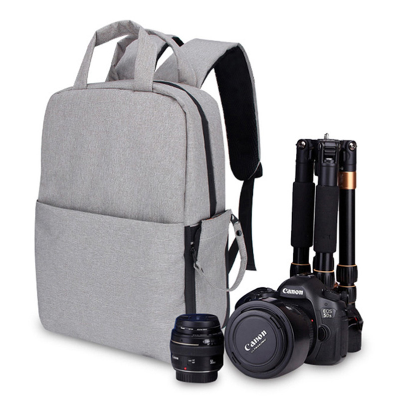 DSLR Camera Bag Case Photo Backpack Lens Pouch For Canon Sony alpha Nikon Pentax Fujifilm Panasonic Olympus Camera Bag mystery mot 3333
