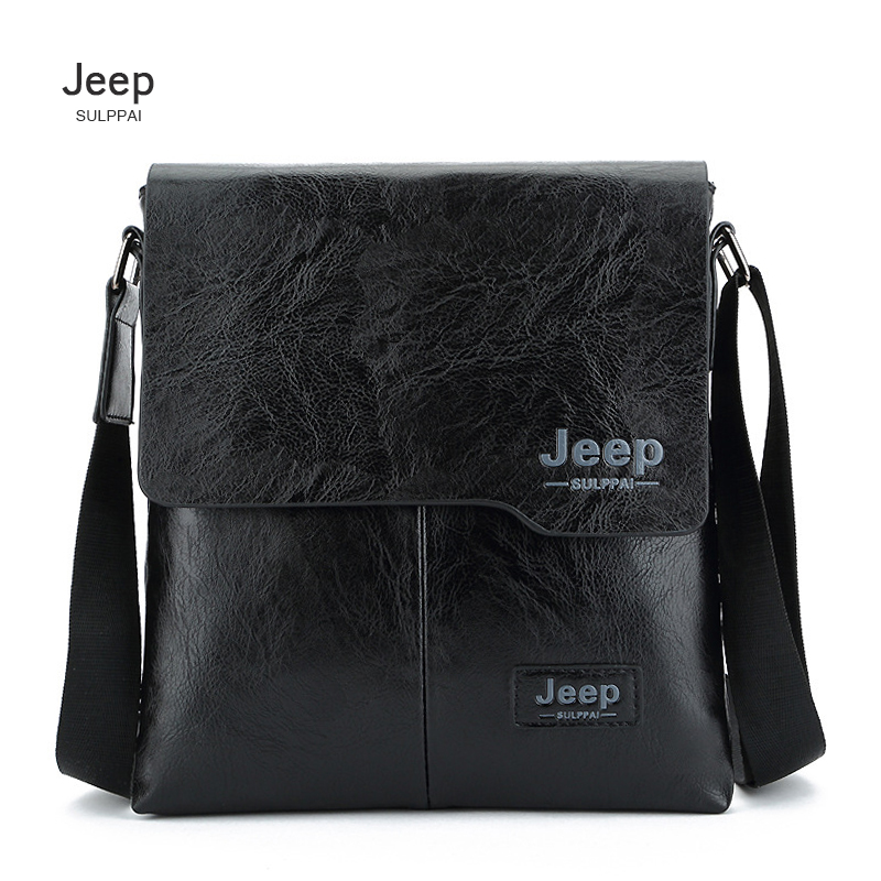 Sulppai JEEP Famous Brand Leather Men Bag Casual Business PU Leather Mens Messenger Bag Vintage Men's Crossbody Bag bolsas male large screen rear projection lamp bulb big screen special p vip 100 120 1 3 e23h for rear tv rear projector