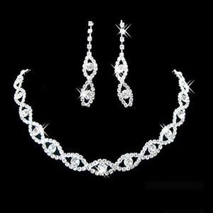 Necklace bridal wedding prom j