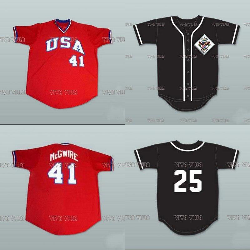Compra mark baseball jerseys y disfruta del envío gratuito en AliExpress.com 65e9dd24ec5
